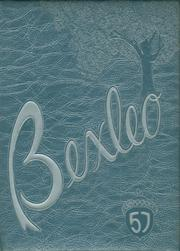 1957 Edition, Bexley High School - Bexleo Yearbook (Bexley, OH)