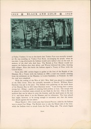 Page 11, 1929 Edition, Perrysburg High School - Black and Gold Yearbook (Perrysburg, OH) online yearbook collection