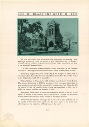 Page 14, 1929 Edition, Perrysburg High School - Black and Gold Yearbook (Perrysburg, OH) online yearbook collection