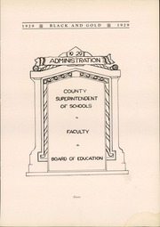 Page 15, 1929 Edition, Perrysburg High School - Black and Gold Yearbook (Perrysburg, OH) online yearbook collection