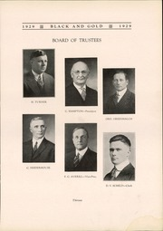 Page 17, 1929 Edition, Perrysburg High School - Black and Gold Yearbook (Perrysburg, OH) online yearbook collection