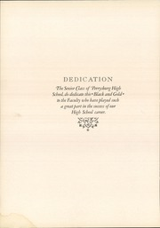 Page 8, 1929 Edition, Perrysburg High School - Black and Gold Yearbook (Perrysburg, OH) online yearbook collection
