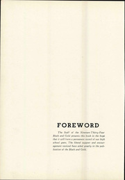 Page 10, 1934 Edition, Perrysburg High School - Black and Gold Yearbook (Perrysburg, OH) online yearbook collection