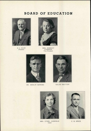 Page 16, 1934 Edition, Perrysburg High School - Black and Gold Yearbook (Perrysburg, OH) online yearbook collection