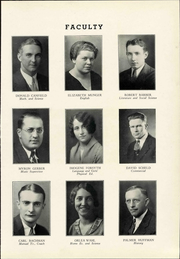 Page 17, 1934 Edition, Perrysburg High School - Black and Gold Yearbook (Perrysburg, OH) online yearbook collection