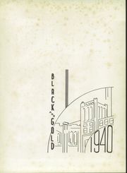 Page 5, 1940 Edition, Perrysburg High School - Black and Gold Yearbook (Perrysburg, OH) online yearbook collection
