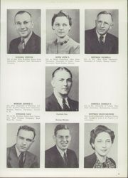 Page 13, 1941 Edition, Perrysburg High School - Black and Gold Yearbook (Perrysburg, OH) online yearbook collection