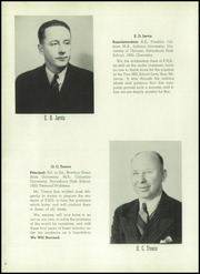 Page 10, 1943 Edition, Perrysburg High School - Black and Gold Yearbook (Perrysburg, OH) online yearbook collection