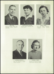 Page 11, 1943 Edition, Perrysburg High School - Black and Gold Yearbook (Perrysburg, OH) online yearbook collection