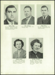 Page 12, 1943 Edition, Perrysburg High School - Black and Gold Yearbook (Perrysburg, OH) online yearbook collection