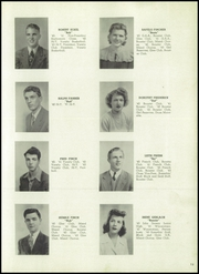 Page 17, 1943 Edition, Perrysburg High School - Black and Gold Yearbook (Perrysburg, OH) online yearbook collection