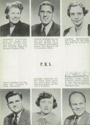 Page 12, 1951 Edition, Perrysburg High School - Black and Gold Yearbook (Perrysburg, OH) online yearbook collection