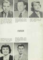 Page 13, 1951 Edition, Perrysburg High School - Black and Gold Yearbook (Perrysburg, OH) online yearbook collection