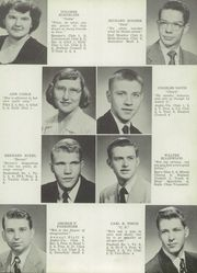 Page 15, 1951 Edition, Perrysburg High School - Black and Gold Yearbook (Perrysburg, OH) online yearbook collection