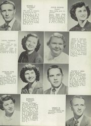 Page 17, 1951 Edition, Perrysburg High School - Black and Gold Yearbook (Perrysburg, OH) online yearbook collection
