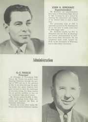 Page 7, 1951 Edition, Perrysburg High School - Black and Gold Yearbook (Perrysburg, OH) online yearbook collection