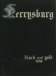 Page 1, 1956 Edition, Perrysburg High School - Black and Gold Yearbook (Perrysburg, OH) online yearbook collection