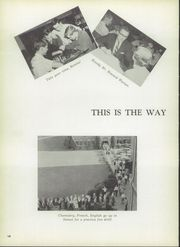 Page 14, 1956 Edition, Perrysburg High School - Black and Gold Yearbook (Perrysburg, OH) online yearbook collection
