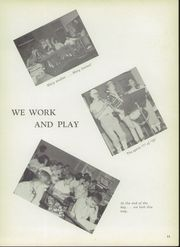 Page 15, 1956 Edition, Perrysburg High School - Black and Gold Yearbook (Perrysburg, OH) online yearbook collection