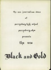 Page 5, 1956 Edition, Perrysburg High School - Black and Gold Yearbook (Perrysburg, OH) online yearbook collection