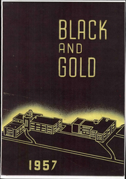 1957 Edition, Perrysburg High School - Black and Gold Yearbook (Perrysburg, OH)