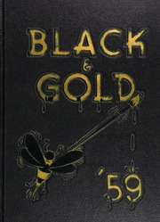 Page 1, 1959 Edition, Perrysburg High School - Black and Gold Yearbook (Perrysburg, OH) online yearbook collection