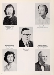 Page 14, 1959 Edition, Perrysburg High School - Black and Gold Yearbook (Perrysburg, OH) online yearbook collection