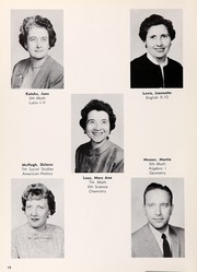 Page 16, 1959 Edition, Perrysburg High School - Black and Gold Yearbook (Perrysburg, OH) online yearbook collection