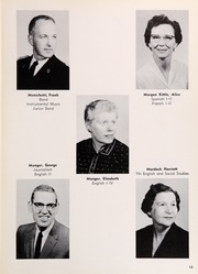 Page 17, 1959 Edition, Perrysburg High School - Black and Gold Yearbook (Perrysburg, OH) online yearbook collection