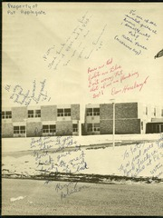 Page 2, 1964 Edition, Perrysburg High School - Black and Gold Yearbook (Perrysburg, OH) online yearbook collection