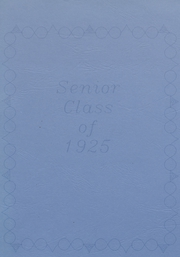 Foley High School - Blue and Gold Yearbook (Foley, AL) online yearbook collection, 1925 Edition, Page 1