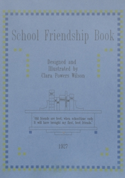 Foley High School - Blue and Gold Yearbook (Foley, AL) online yearbook collection, 1927 Edition, Page 1