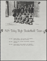 Page 9, 1929 Edition, Foley High School - Blue and Gold Yearbook (Foley, AL) online yearbook collection