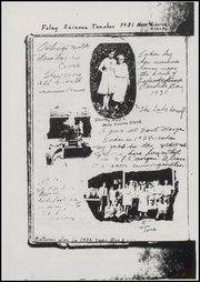 Page 7, 1931 Edition, Foley High School - Blue and Gold Yearbook (Foley, AL) online yearbook collection