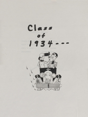 Foley High School - Blue and Gold Yearbook (Foley, AL) online yearbook collection, 1934 Edition, Page 1