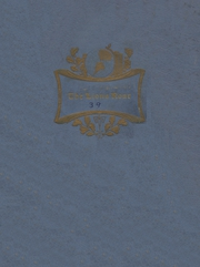 Foley High School - Blue and Gold Yearbook (Foley, AL) online yearbook collection, 1939 Edition, Page 1
