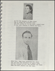 Page 17, 1941 Edition, Foley High School - Blue and Gold Yearbook (Foley, AL) online yearbook collection
