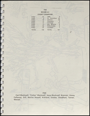 Page 3, 1941 Edition, Foley High School - Blue and Gold Yearbook (Foley, AL) online yearbook collection