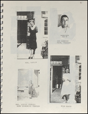 Page 9, 1941 Edition, Foley High School - Blue and Gold Yearbook (Foley, AL) online yearbook collection