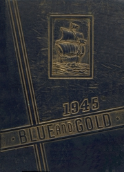 Foley High School - Blue and Gold Yearbook (Foley, AL) online yearbook collection, 1945 Edition, Page 1