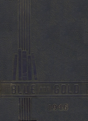 1946 Edition, Foley High School - Blue and Gold Yearbook (Foley, AL)