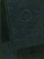 1947 Edition, Foley High School - Blue and Gold Yearbook (Foley, AL)