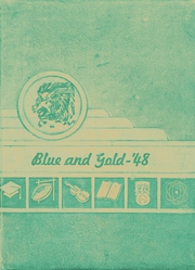 Page 1, 1948 Edition, Foley High School - Blue and Gold Yearbook (Foley, AL) online yearbook collection