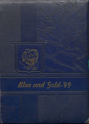 1949 Edition, Foley High School - Blue and Gold Yearbook (Foley, AL)