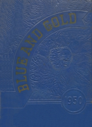 1950 Edition, Foley High School - Blue and Gold Yearbook (Foley, AL)