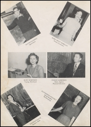 Page 10, 1951 Edition, Foley High School - Blue and Gold Yearbook (Foley, AL) online yearbook collection