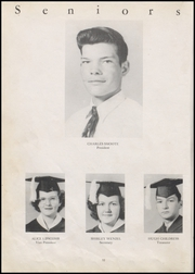 Page 14, 1951 Edition, Foley High School - Blue and Gold Yearbook (Foley, AL) online yearbook collection