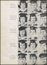 Page 16, 1951 Edition, Foley High School - Blue and Gold Yearbook (Foley, AL) online yearbook collection