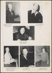 Page 9, 1951 Edition, Foley High School - Blue and Gold Yearbook (Foley, AL) online yearbook collection