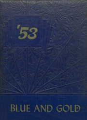 Foley High School - Blue and Gold Yearbook (Foley, AL) online yearbook collection, 1953 Edition, Page 1